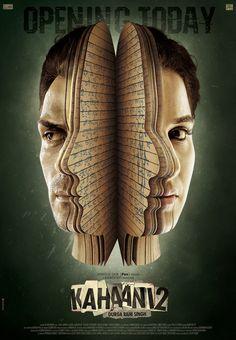 KAHAANI poster 3 on Behance