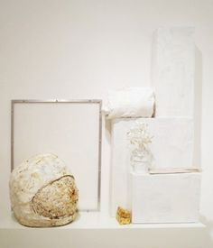 The Supermarket #sculpture #white #astronaut #gooden #dwight