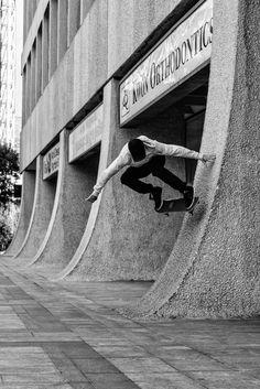 Van Styles, Skateboarding, Los Angeles