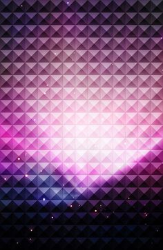 Studdeds XIII Art Print #triangle #space #gradient