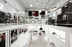 Normann Copenhagen hip shop in Copenhagen. #normann #shop #design #concept #hipshops #copenhagen #stores