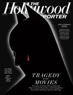 A Dark Night at the Movies #hollywood #at #reporter #knight #the #tragedy #movies #dark