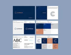 Caprock is a leader in managing family wealth with their personalized, hands-on approach. Pioneers in the impact investing space, they wanted to modernize their brand identity and create a cohesive visual system. For more of the most beautiful designs visit mindsparklemag.com