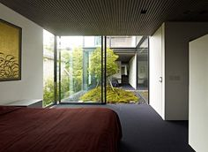 KEIJI ASHIZAWA DESIGN modern House S 4 #courtyards #interiors #architecture #landscapes #green