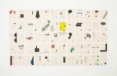 人体百図 - Daikoku Design Institute #print #design #japanese #posters #typography