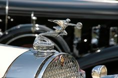 Meadowbrook 2009 Hood Ornaments -- Autoblog #automobile #ornament #hood #car
