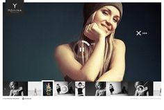 Polina Gagarina Official Site on Web Design Served #dfgdfgdfg