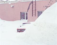 Yanina Shevchenko #photography #landscape #russia #cold #car #snow #urban