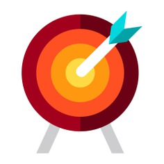 See more icon inspiration related to target, sport, arrow, objective, archer, archery, arrows and weapons on Flaticon.