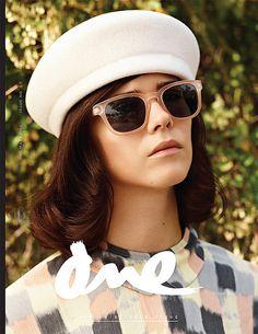 ONE Magazine Issue 5.5 - onemag.us #fashion #print #magazine