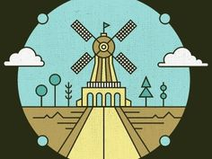 Dribbble - Illustration Leftover by Tim Boelaars
