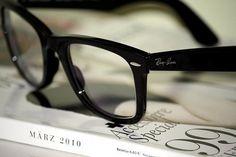 Sara Lindholm #fashion #glasses #ray #ban