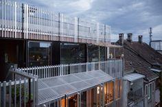 Lichtstrasse by HHF Architects #minimalist #architecture