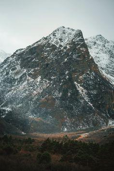 Digoria – North Ossetia, in autumn 2016