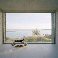 Dezeen » Blog Archive » Villa Plus by Waldemarson Berglund #interior #architecture