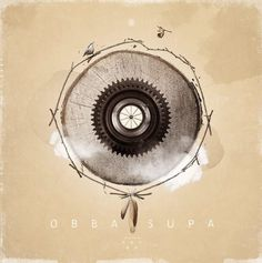 Obba Supa LP Cover #packaging #cover #music #artwork