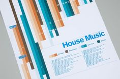 History Of House on the Behance Network