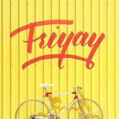 Friday by Bianca Idrovo