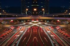 Tokyo Cityscapes by Shinichi Higashi #urban #photography #cityscapes
