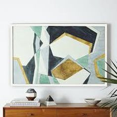 Roar + Rabbit Print - Fragments, West Elm