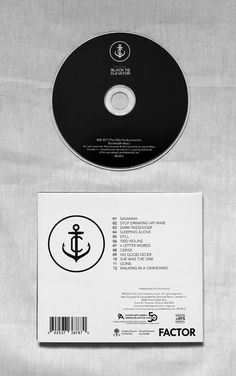 The Cliks - Charles Poulson Graphic Design #packaging #album #cd #typography