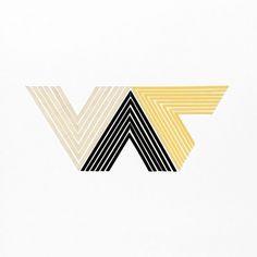 Carl Kleiner #carl #kleiner #blend #geometric #logo #magazine