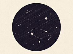 Dribbble - Space01 by Mads Burcharth #space