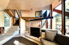 Cabin 2 by Melbourne-Based Studio Maddison Architects - interior design, interior, decor, home decor, home design, #interiordesign