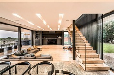 Umhlanga House Designed by Bloc Architects for Subtropical Climate 4