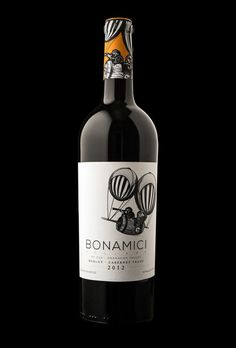 Bonamici #packaging #wine