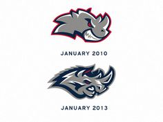 Progression #logo #design #rhino #vector
