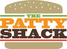 Logo for The Patty Shack. #mysterymeat #logo #hamburger