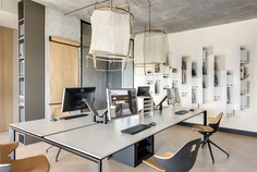 Design Studio Materia 174 Office Space - InteriorZine