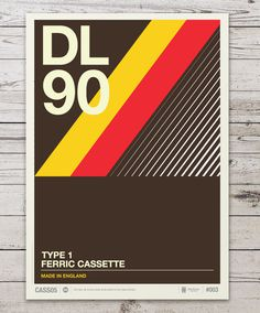 Don't Forget the Cassette #neil #layout #retro #stevens