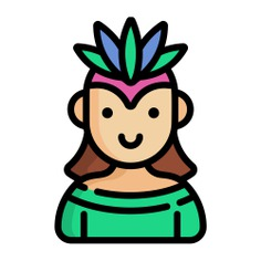 See more icon inspiration related to brazil, woman, carnival, dancer, user, party, avatar, person and people on Flaticon.