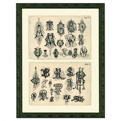 Typography_2-500x500.jpg (500×500) #monogram #typography