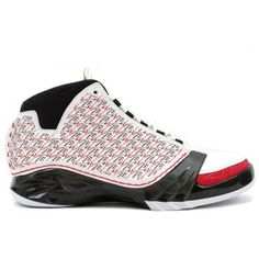 Air Jordan XX3 White Black Red Design #white #red #air #jordan #black #xx3