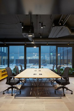 HubHub Co-working Space, Studio Perspektiv 5