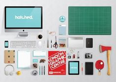Points Brighton | The Hatched Blog #office #design #equipment #stools #studio #stationery #hatched