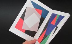 DEUTSCHE & JAPANER - Creative Studio - chopped & screwed #modern #geometry #lines #primary colors