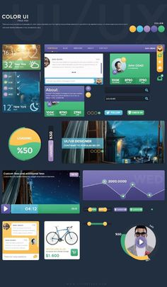 free ui kits for_designers_24 #dashboard