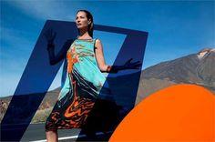Christy Turlington by Viviane Sassen #fashion #photography #inspiration