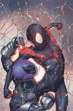 Ultimate Spiderman #12 by ZurdoM on deviantART