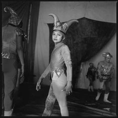Circus: A Traveling Life by Norma I. Quintana #inspiration #white #black #photography #and