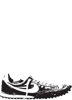 Old Soles Never Die #nike #ad #poster