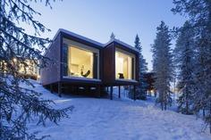 Arctic TreeHouse Hotel / Studio Puisto Architects