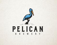 Pelican Brewery Logo