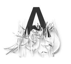 Design;Defined | www.designdefined.co.uk #shredded #typography