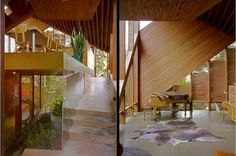 WANKEN - The Blog of Shelby White » Walstrom House by John Lautner #lautner #john #architecture #mid #century