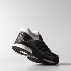 Response 23 Schoenen, Core White / Core White / Core Black, zoom #detail #adidas #sneaker
